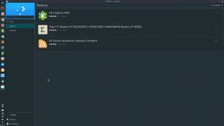KDE Discover s Fwupd