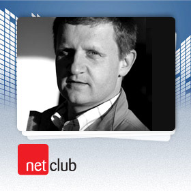 Logo NetClub s Miroslavem Motejlkem