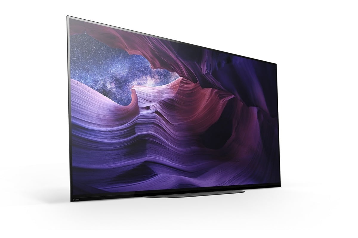 Televizor Sony A9S OLED o úhlopříčce 48 palců je jedním ze dvou televizorů vybavených špičkovými funkcemi a komponentami, který seženete s menší úhlopříčkou, než je 55 palců.