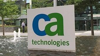 CA Technologies v Praze na Chodově.