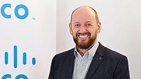 Gordon Thompson (Cisco): Konkurence se zostřuje, sítím už nepovládne jedenhráč