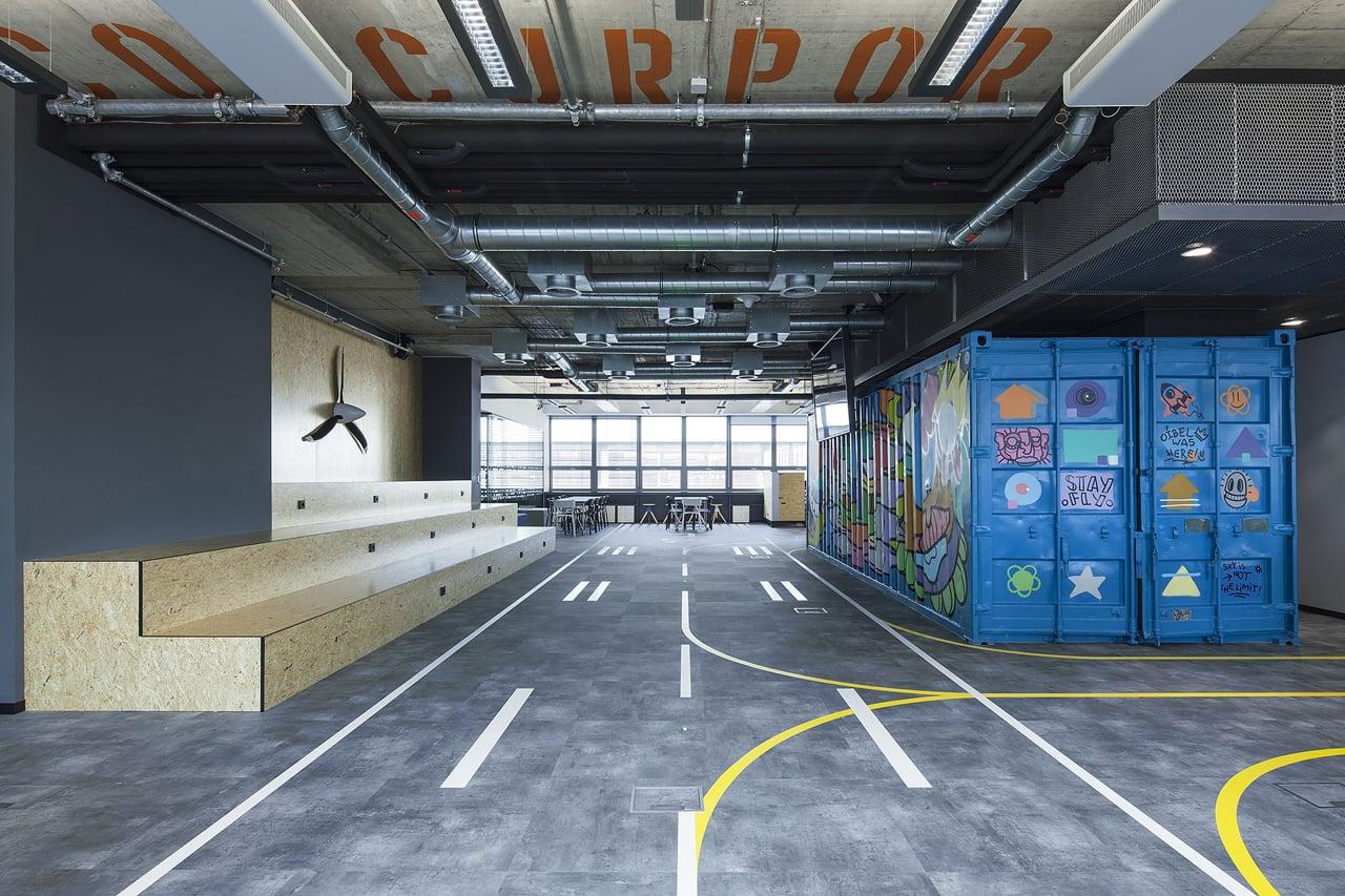 Kanceláře SAP Concur v Praze