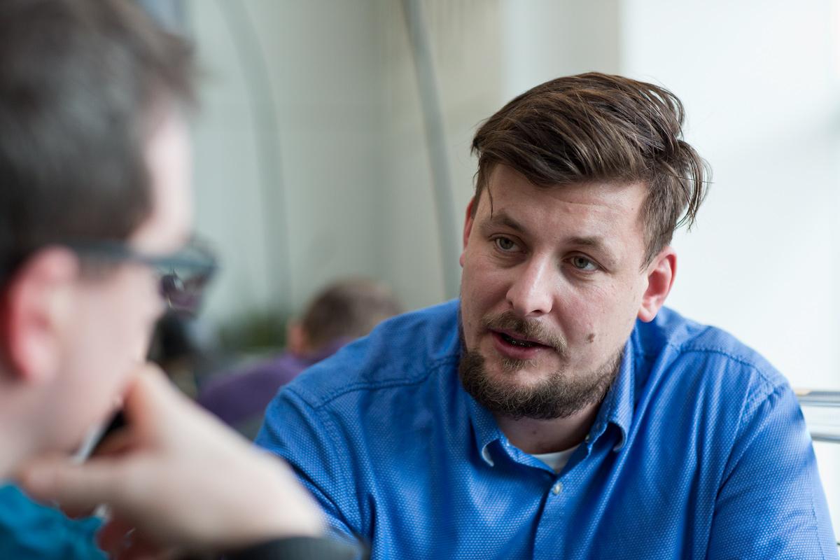 Lukáš Hnilička, CEO společnosti hybrid