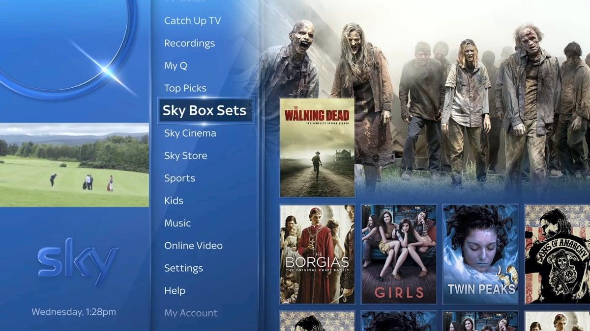Volba Sky Box Sets