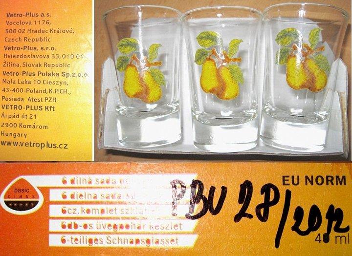 Nebezpečné skleničky