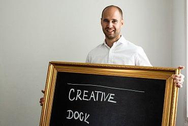 Maxim Vrána, Creative Dock