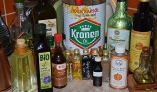 Jak využít netradiční oleje: Makový, dýňový či lněný