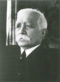 Georg Kropp, zakladatel stavební spořitelny Wüstenrot.