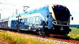 Podívejte se na nové vlaky LEO Express. Právě procházejí v Česku testováním