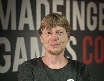 Marek Rabas, Madfinger Games