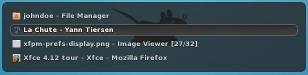 Xfce 4.12 novinky