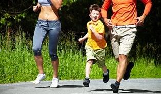 Proč nedovolit dětem běžet víc než 1,5kilometru?