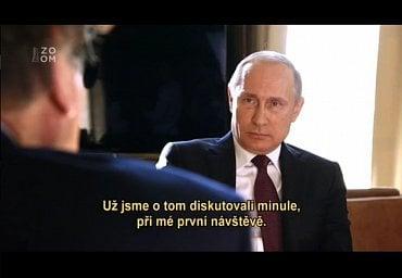 Svět podle Putina.