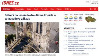 Lupa.cz: iDNES.cz prochází faceliftem a zásadně mění navigaci