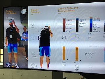 Strojové učení SAP Leonardo a jeho přesné rozpoznání věku