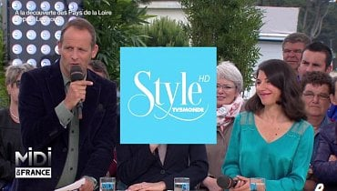 TV 5 Monde Style HD.