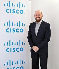 Gordon Thompson, Cisco