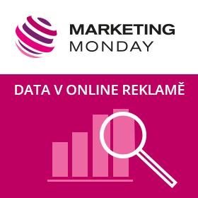Logo Data v online reklamě