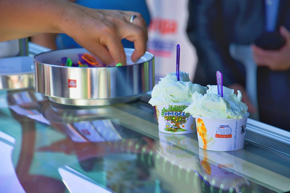 Prague Ice Cream Festival už tuto neděli