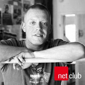 Logo NetClub s Martinem Černohorským