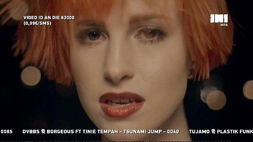Ukázka z vysílání stanice iM1 Hits.