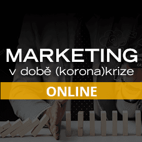 Logo Marketing v době (korona)krize