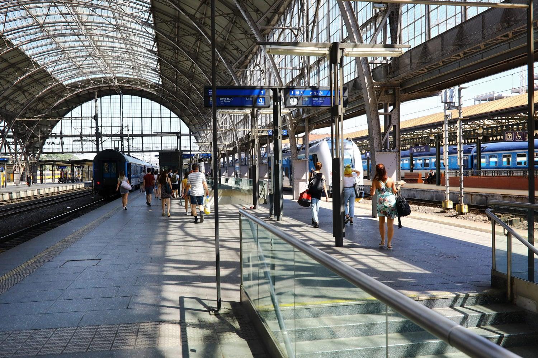 Byznysu ve vlakové dopravě se v ČR daří