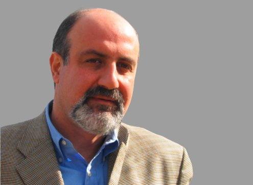 Nassim Nicholas Taleb. Jeho knihu Černá labuť z roku 2007 popsal The Sunday Times jako jednu z dvanácti nejvlivnějších knih od druhé světové války
