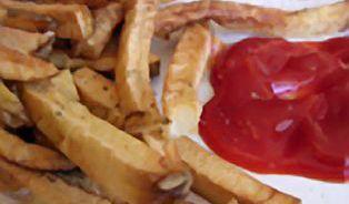 Jídlo pro děti v restauracích: není z čeho vybírat