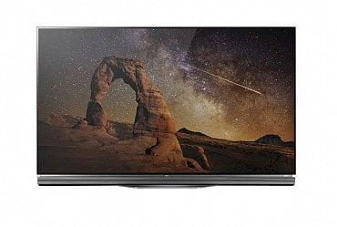 Nové OLED televizory LG G6 a E6 (na fotografii) pracovat s 3D budou.