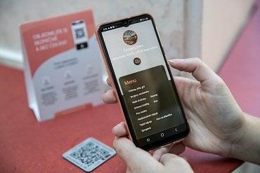 QR platby OneMenu od Storyous