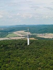 Vysílač Brno Hády.
