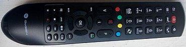 Dálkový ovladač vypovídá o ceně i třídě televizoru. Chce to cvik a dobré oči.