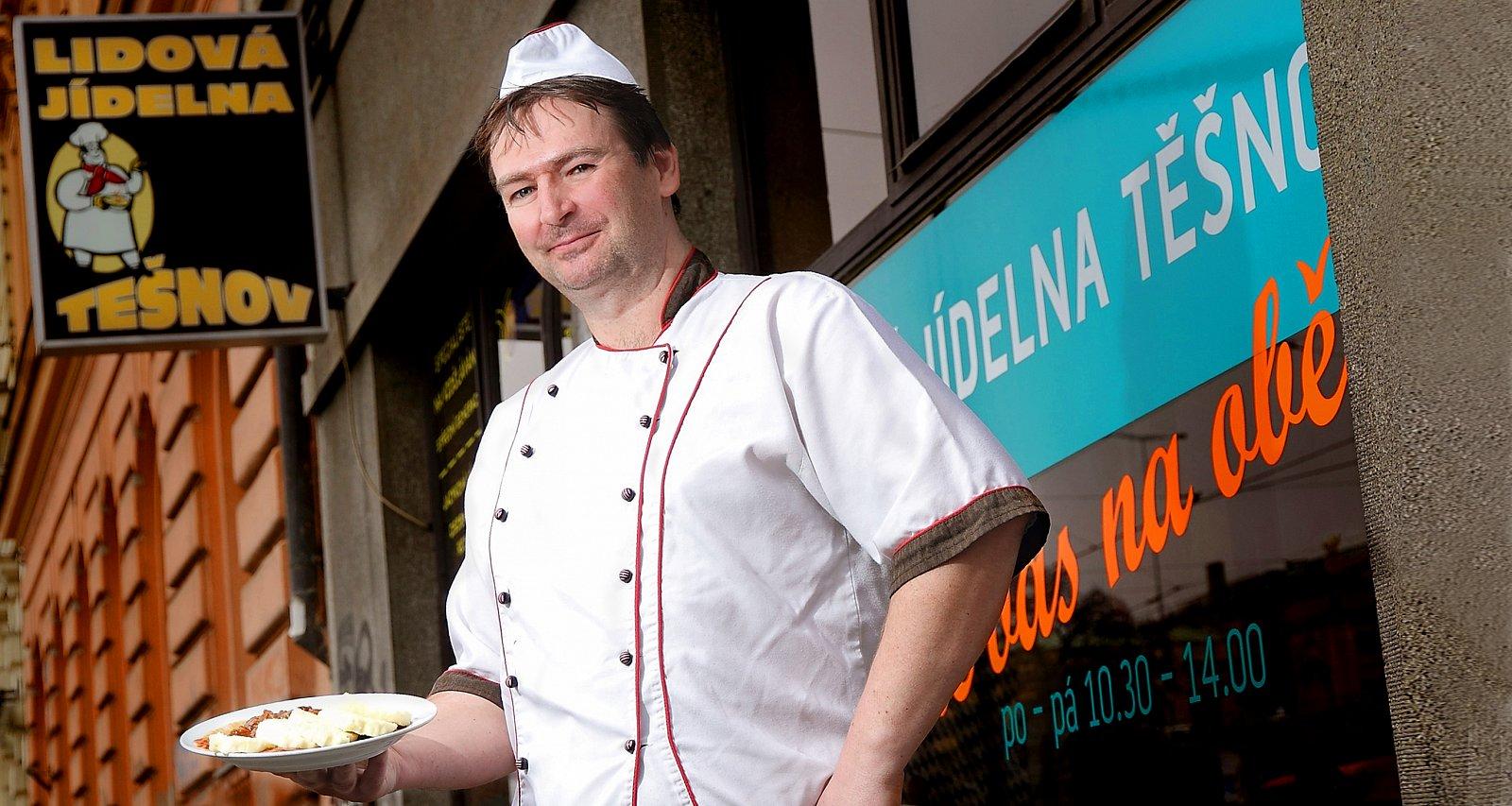 Lidová jídelna není jen název, ale i koncept celého podniku