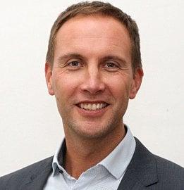 Nový provozní ředitel ING Bank Martin Vurm. (20. 2. 2020)
