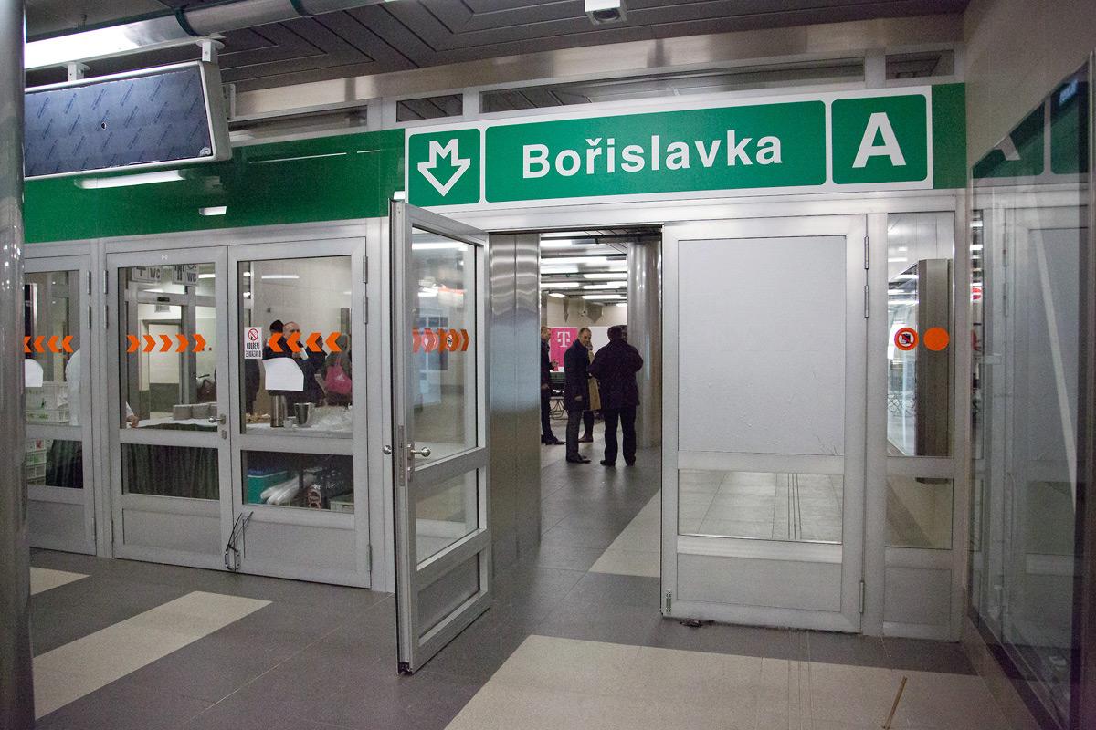 Nová trasa metra V.A