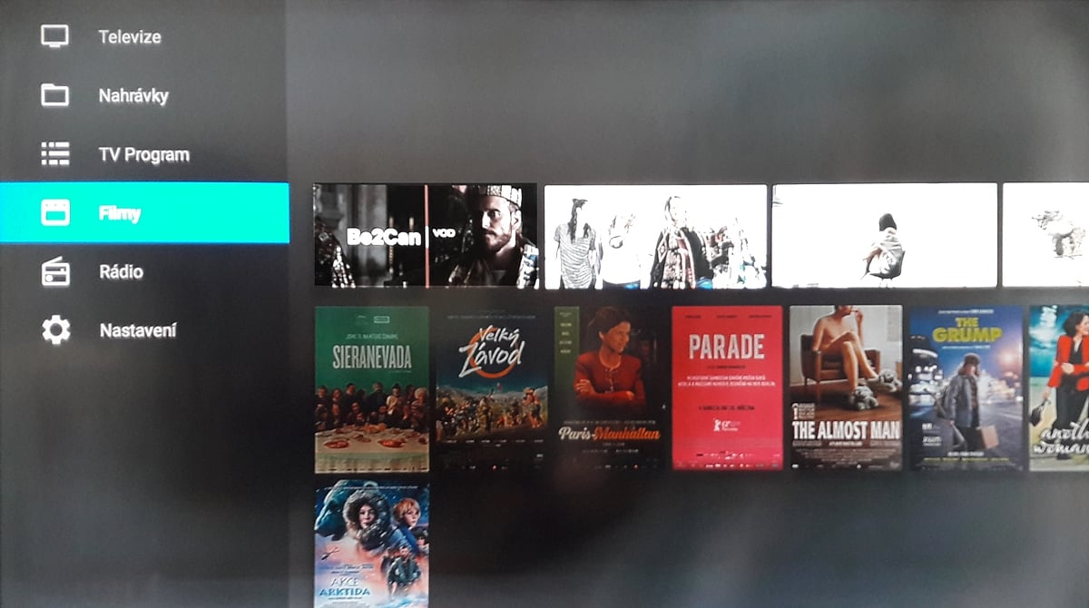 SledováníTV - Filmy