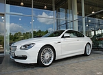 Prezentace BMW Alpina D5 aB6