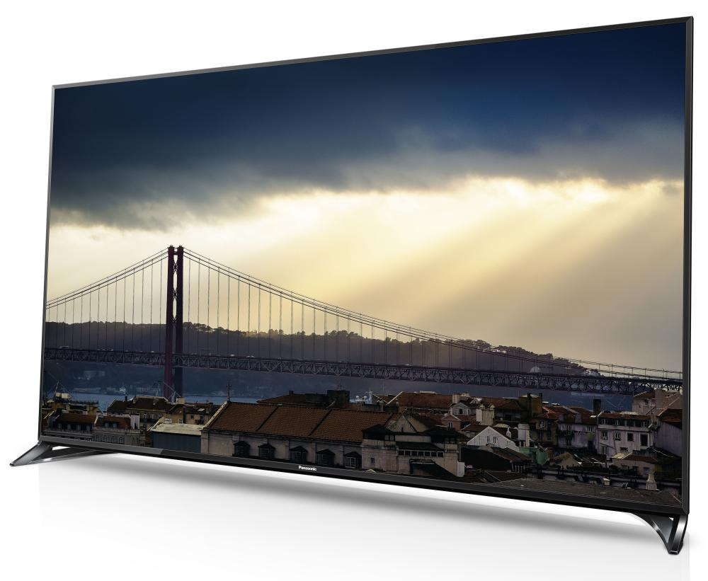 Panasonic TV HEVC