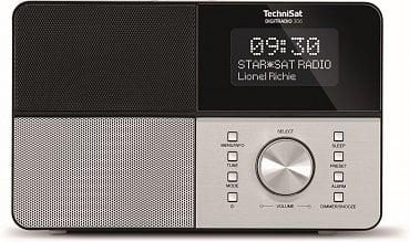 Technisat DigitRadio 306, resp. DigitRadio 306 IR (internetový příjem).