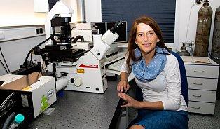 Irena Pátková: Bakterie se na nás domlouvají