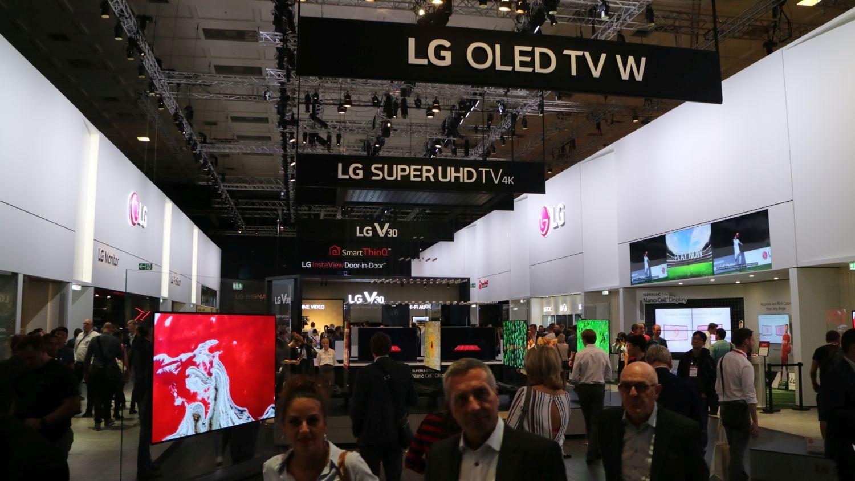 LG na IFA 2017