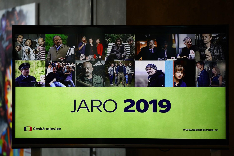 Jaro 2019 na obrazovce České televize