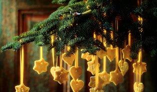 Vánoce jako za Masaryka: Prvorepublikové cukroví