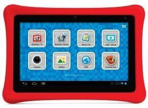 Tablet Fuhu Nabi 2 používá upravený motiv operačního systému Android