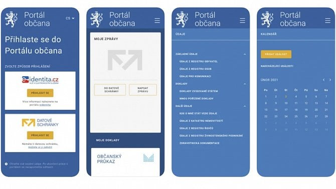 [aktualita] Mobilní aplikace Gov.cz nabízí přístup do Portálu občana, zatím jen v beta verzi