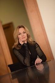 Jitka Haubová, nová členka představenstva Komerční banky (4.6.2020).