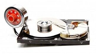 Disk zámek