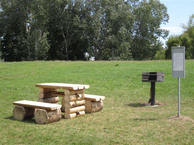 Grilování v parku - Hradec Králové