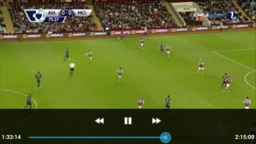 Mobilní aplikace O2TV Go